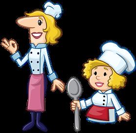 Obrazek kucharzy
